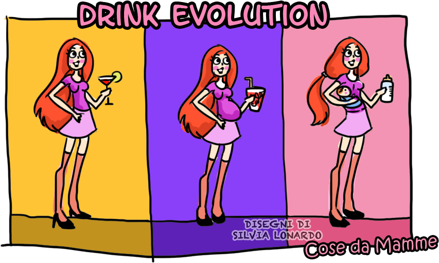 drink evolution copia