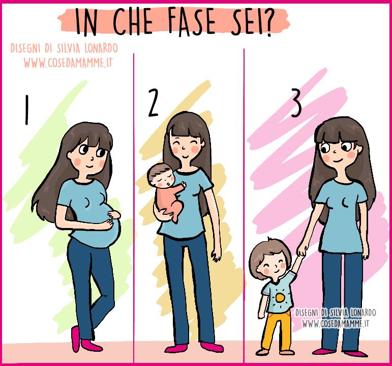 le 3 fasi f