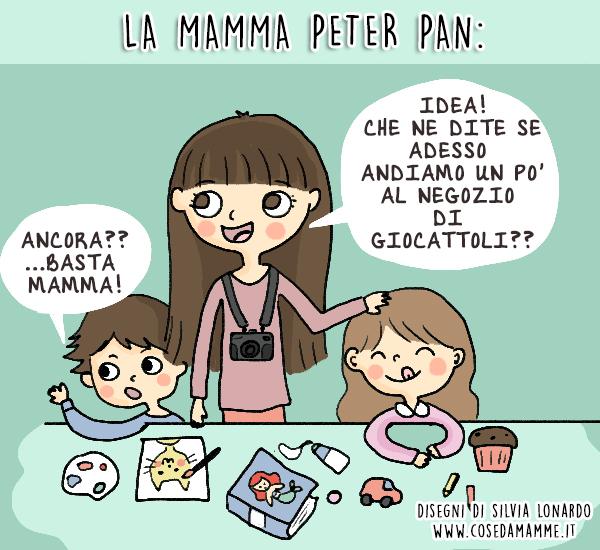 mamma peter pan f