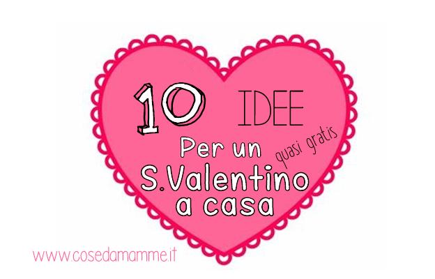 10 idee gratis per san valentino in casa