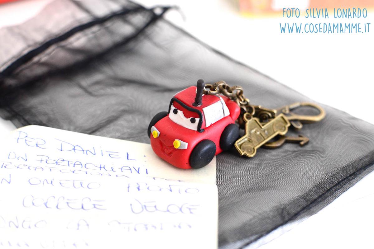 cars portachiavi per bambini