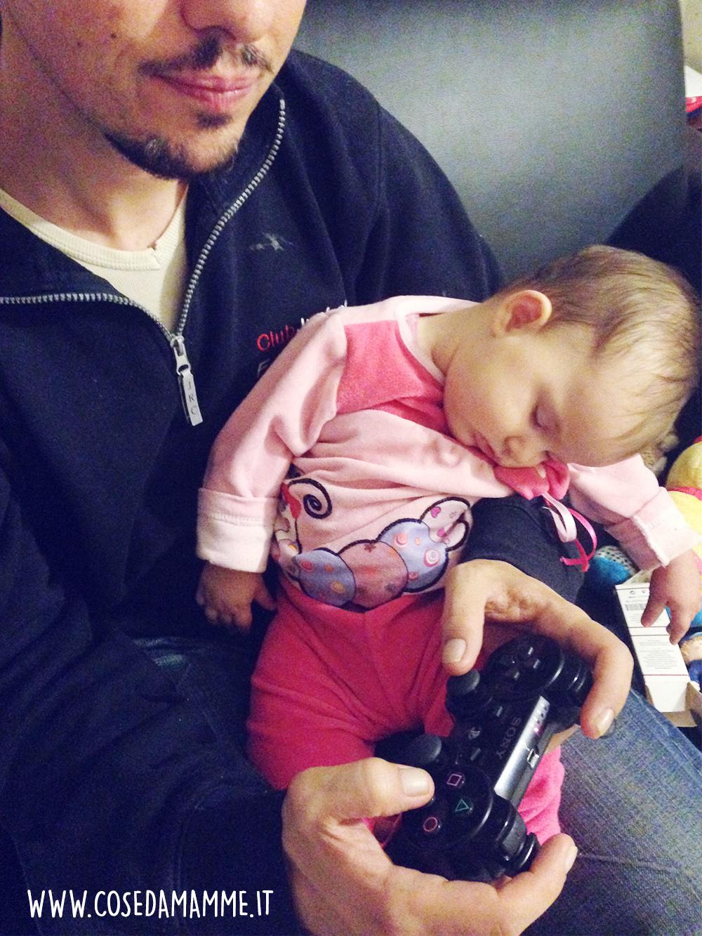 orly play alyssa dorme