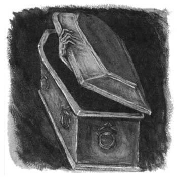 vampiro tomba