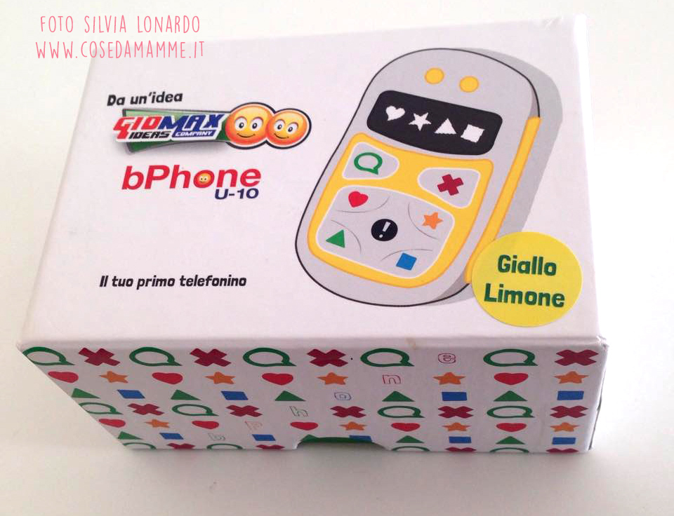 bphone scatola