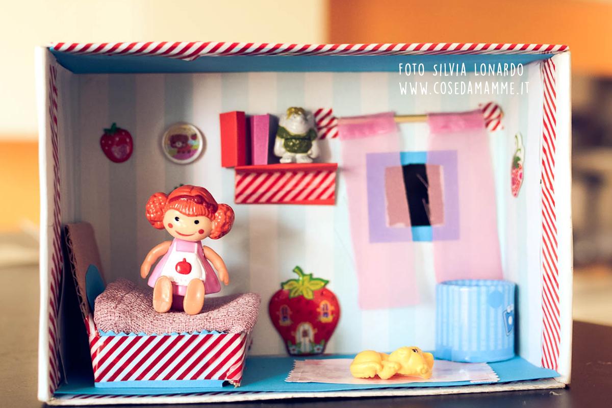 casa delle bambole a costo zero
