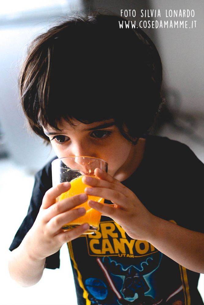 daniel beve succo arancia