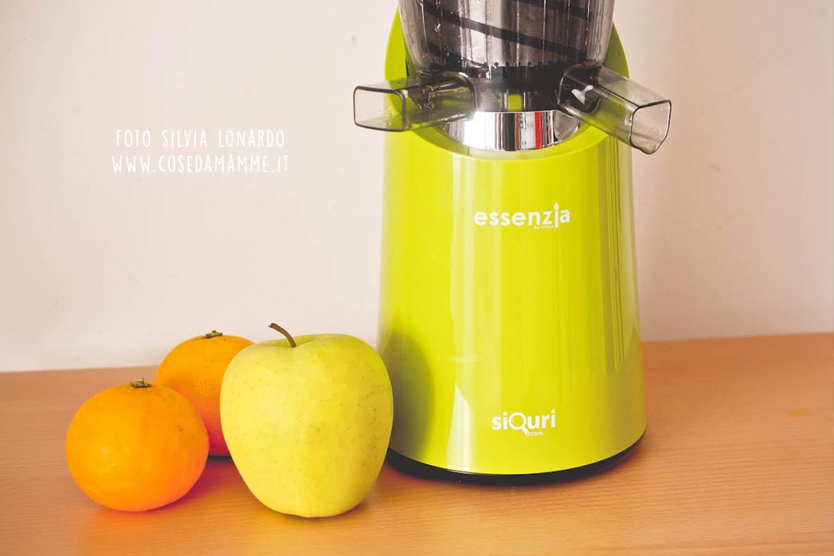 estrattore di frutta frullati sani bambini