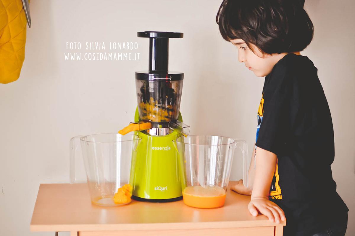 estrattore di succo vivo essenzia siquri bambino daniel