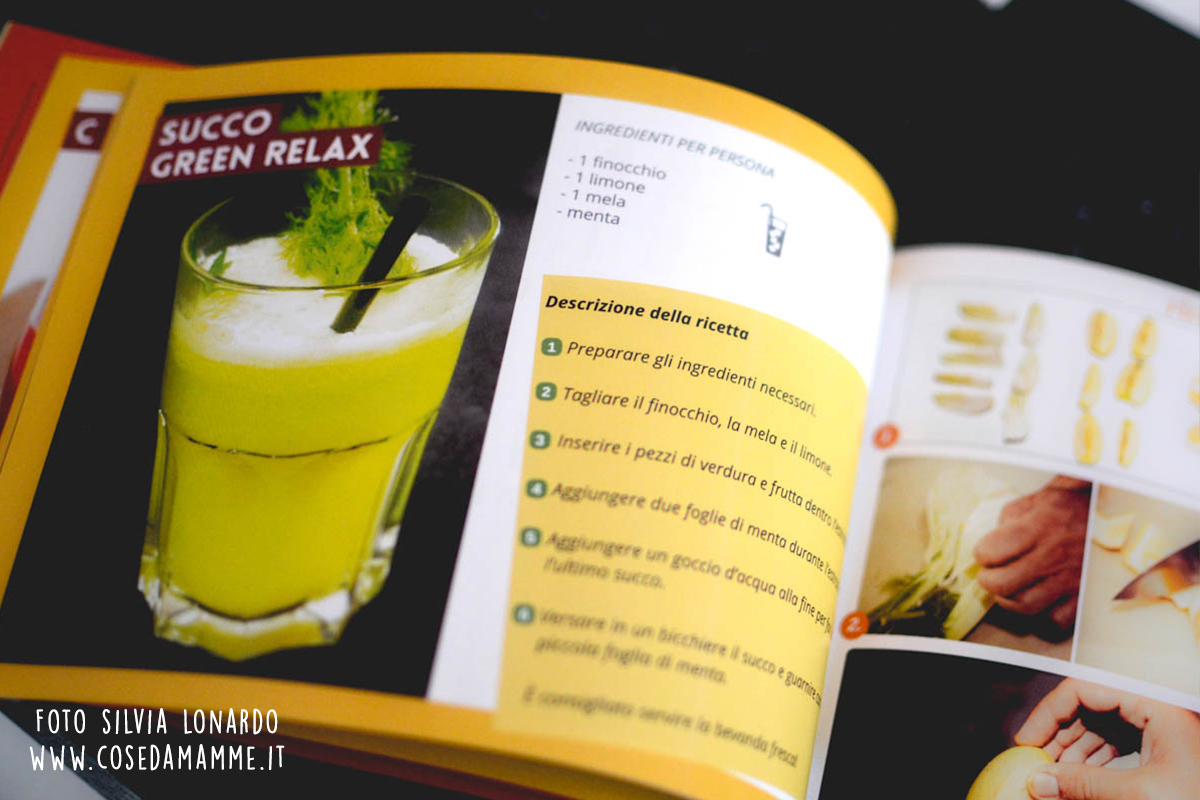 succo green relax