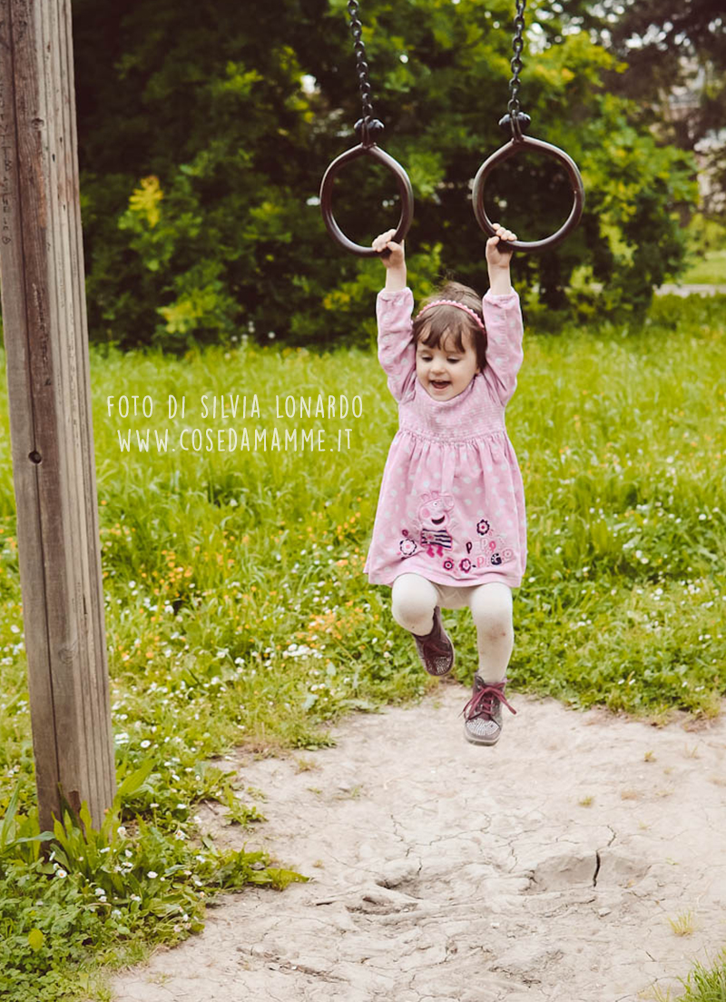 alyssa anelli al parco