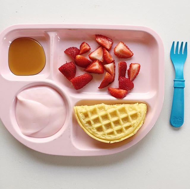 baby colazione della domenica