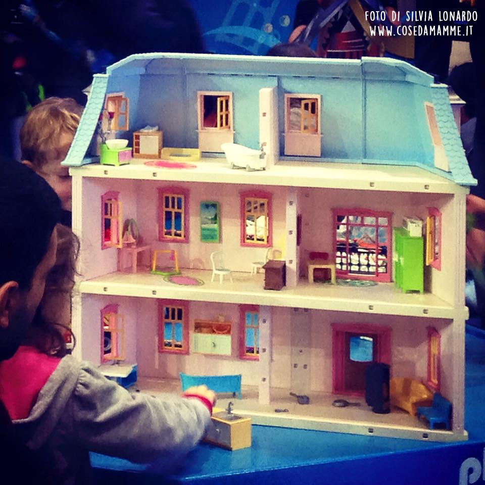 casa bambole playmobil
