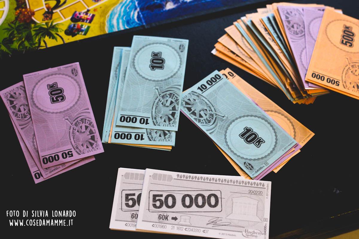 il gioco della vita soldi