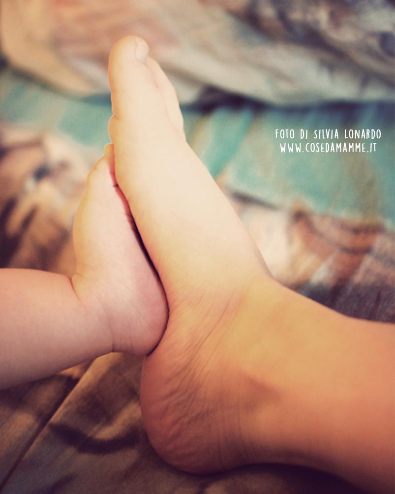 piedi a confronto