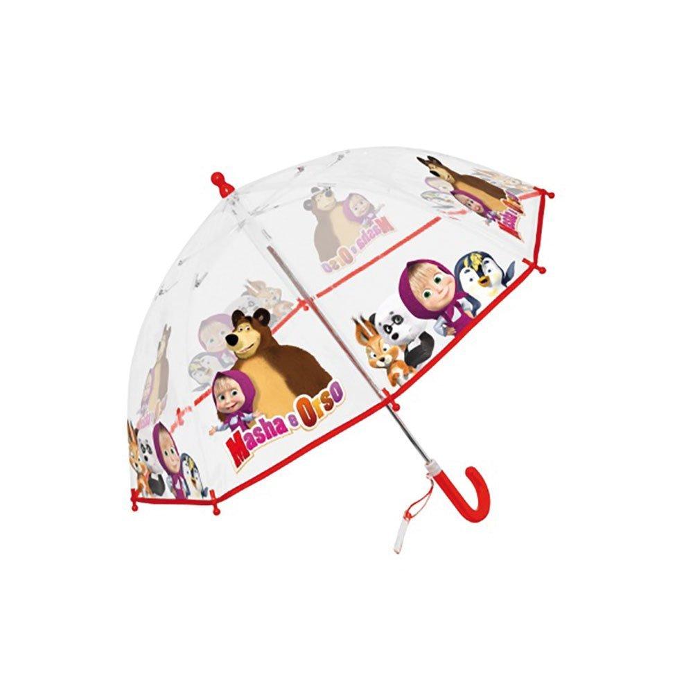 ombrello trasparente bambini