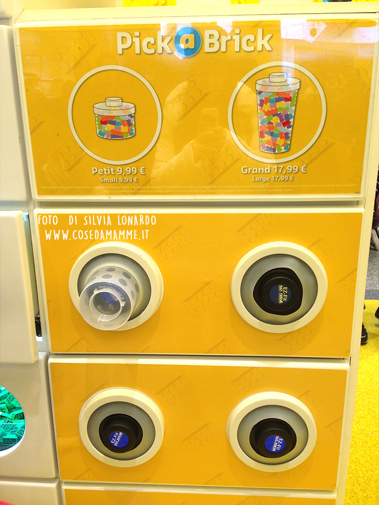 lego store self service