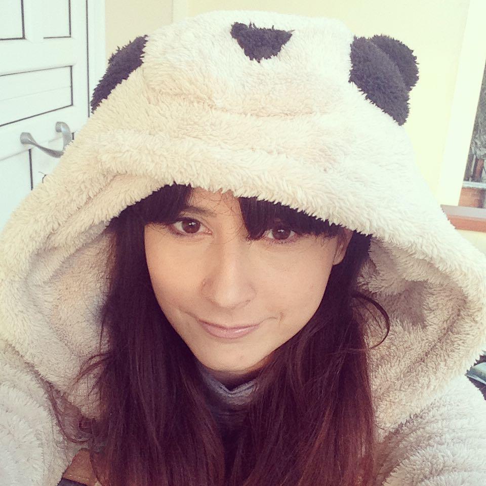 panda cappotto