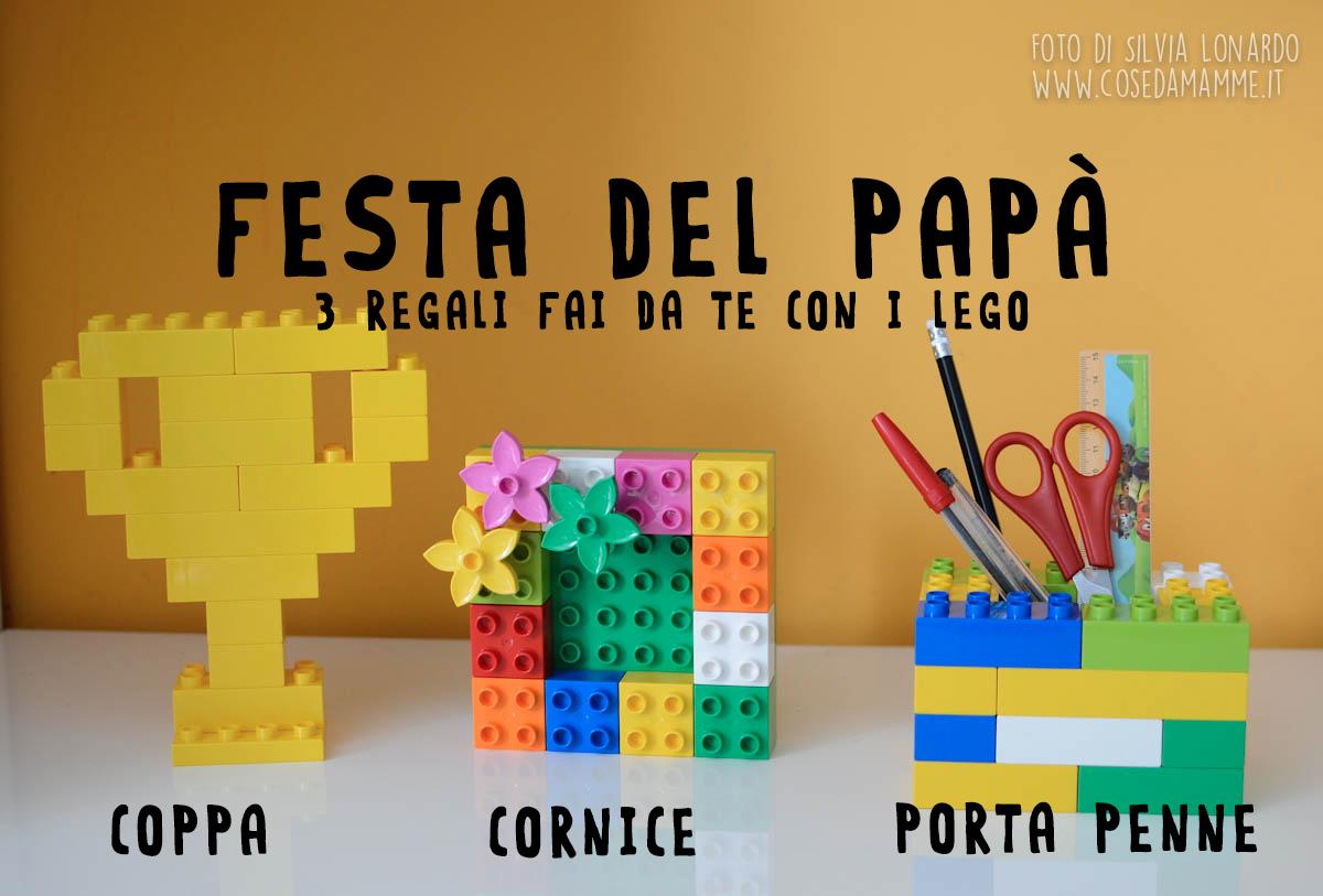 titolo regali lego festa del papà