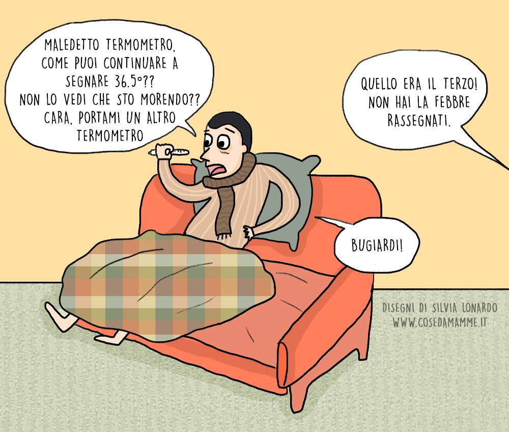 uomo vs termometro f