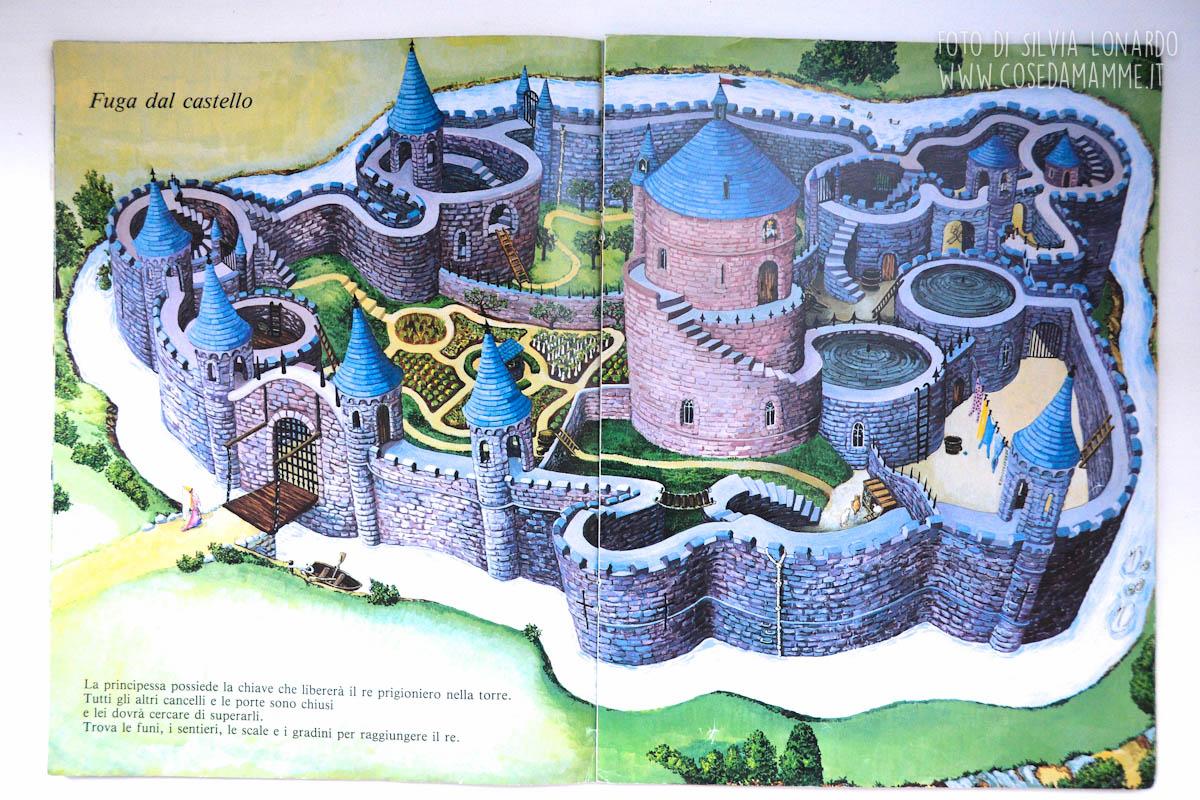Il fantastico libro dei labirinti Snape-8