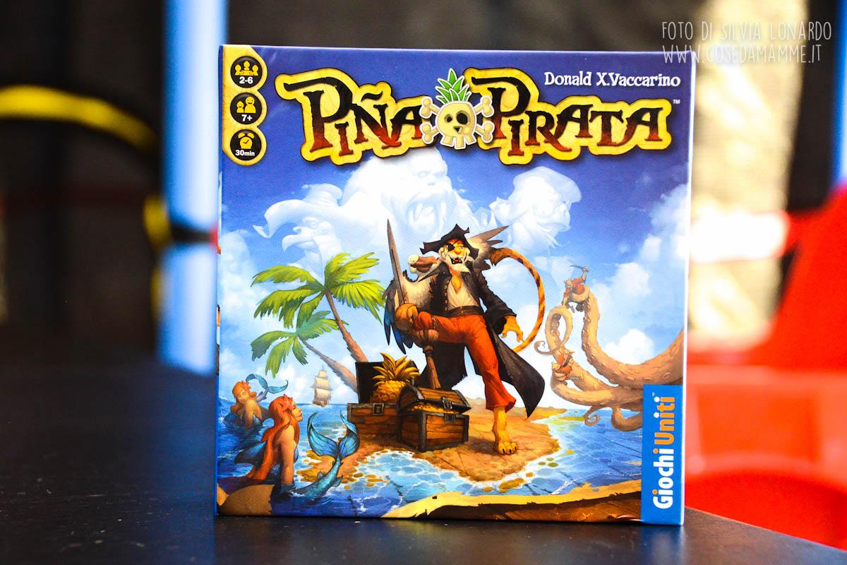 Pina Pirata giochi uniti