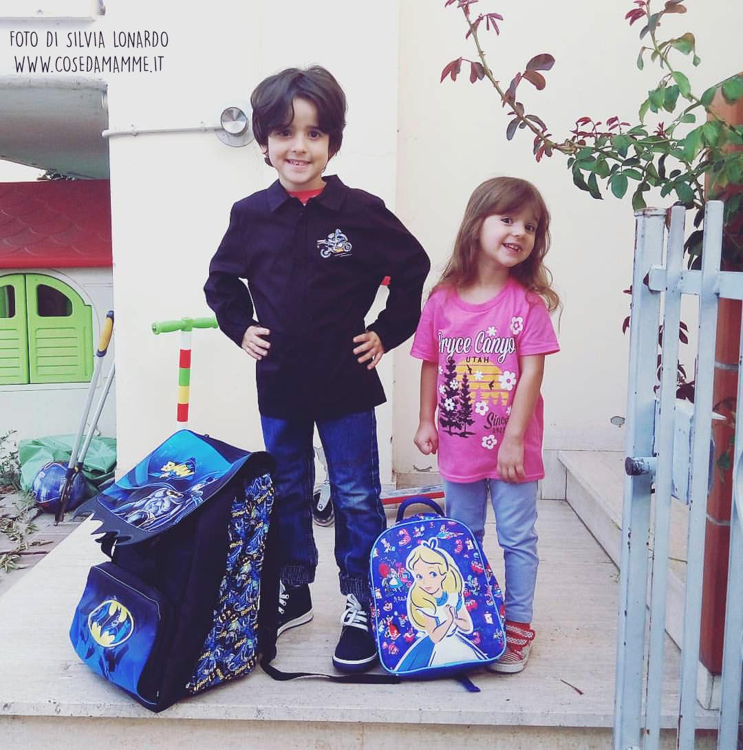 alyssa-e-daniel-primo-giorno-di-scuola