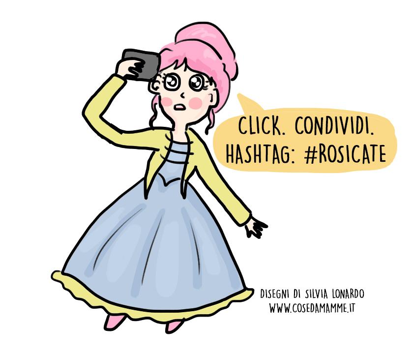 hashtag rosicate f