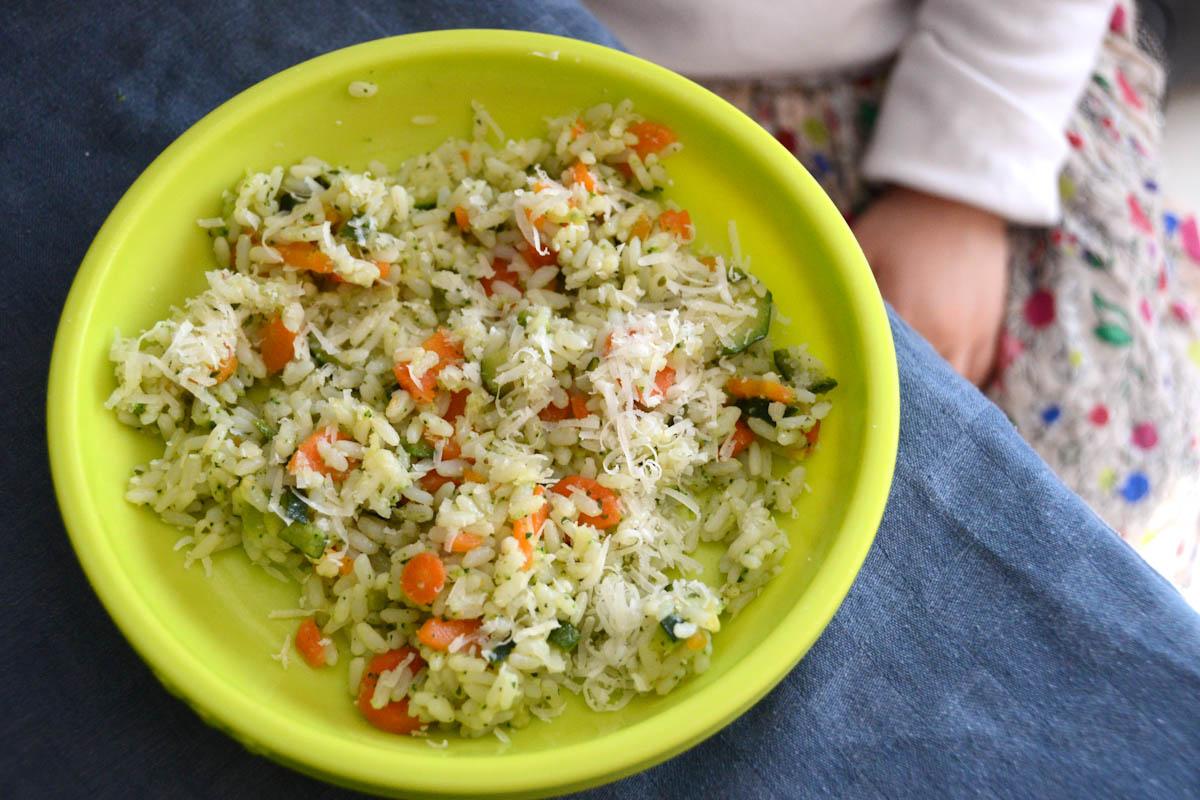 riso verdure light