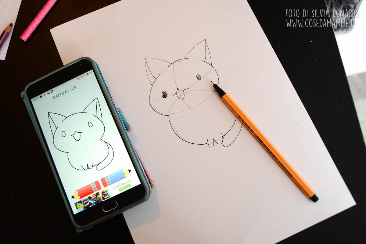 Draw Kawaii L App Per Imparare A Disegnare A Mano Cose Da Mamme